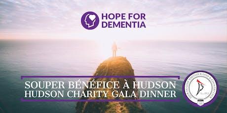 Souper Bénéfice Espoir pour la Démence à  Hudson 2019 tickets