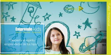 Emprende Kids (Juega-Aprende-Emprende) entradas
