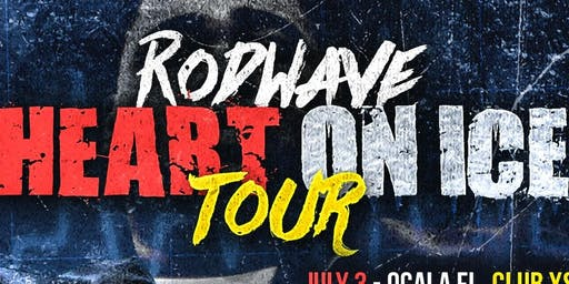Rod Wave Heart On Ice Tour Orlando Event