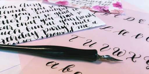 Modern Calligraphy with Lindsay Ellen Howland