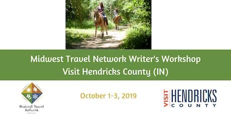 Writer's Workshop - Visit Hendricks County tickets
