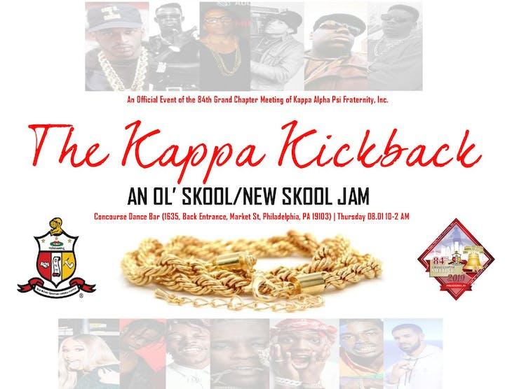 Free Ticket Bel Kappa Alpha Psi - Swdigital