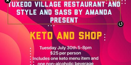 Keto and Shop at Tuxedo Village Restaurant