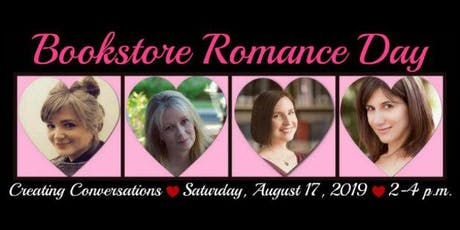 Bookstore Romance Day author panel & signing tickets