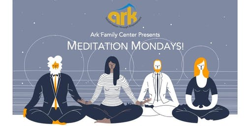 Meditation Mondays-Come in stressed walk out revitalized!