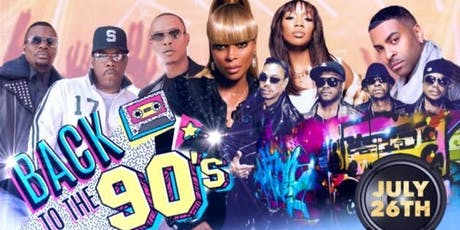 90s Block Party ft. Phaze360 & Friends tickets