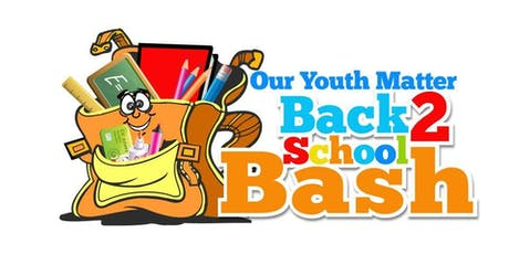 12th Annual Back to School Bash tickets
