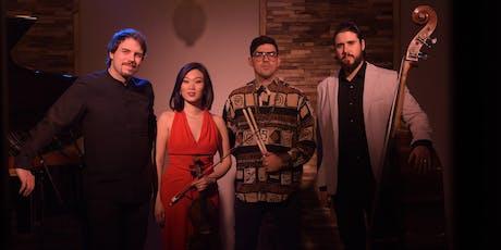 Música en Segura 2019 | Maureen Choi Quartet entradas