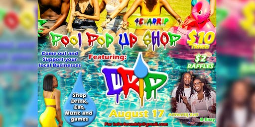 4EVADRIP Pop Up/Party Shop