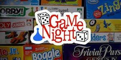 GAME NIGHT:  Feminine Hygiene Drive for Star of Hope