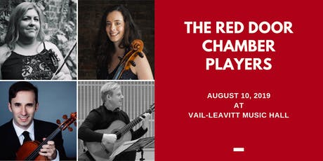 The Red Door Chamber Players performs Dueling Duos tickets