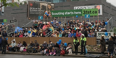 2020 Calgary Stampede Parade Seats - Supporting 31st St Cyprian's Scouts tickets