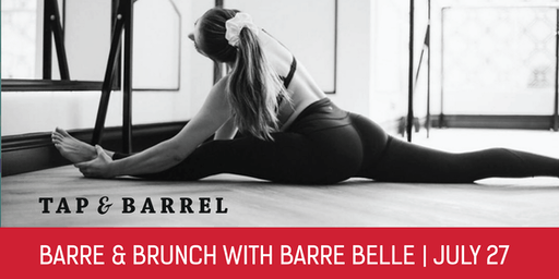 Barre & Brunch at Tap & Barrel Shipyards