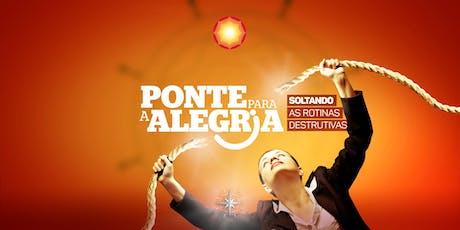 PONTE PARA A ALEGRIA/ Ribeirão Preto-SP/ Brasil ingressos