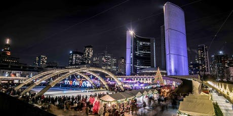TORONTO HOLIDAY MARKET CHRISTMAS FAIR IN THE SQUARE 2019 tickets