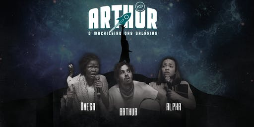 ESPETÁCULO ARTHUR // SANTO ANDRÉ