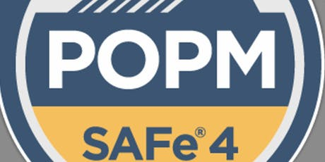 SAFe Product Manager/Product Owner with POPM Certification in Richmond,Virginia (Weekend) tickets