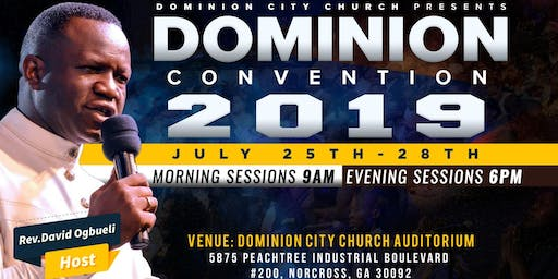 Dominion Convention 2019