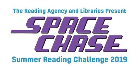 SUMMER READING CHALLENGE 2019 EVENT - 'SPACE CHASE' STORYTELLING AND SPACE INSPIRED CRAFT SESSIONS WITH WULFIE tickets