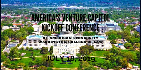America's Venture Capitol - Kickoff Conference tickets