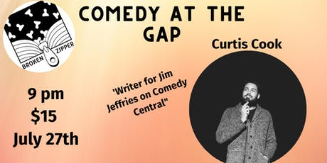 Comedy at the Gap tickets