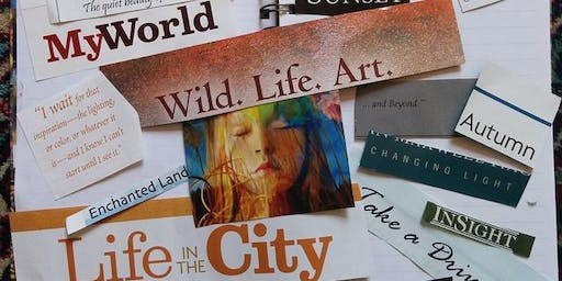 Create the Life You Crave Vision Board Workshop 2019