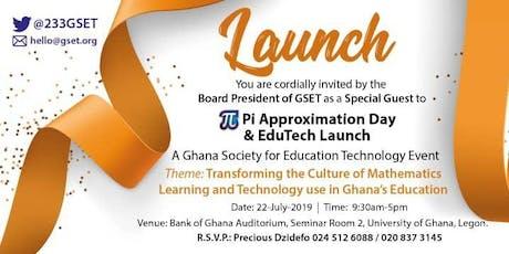 EduTech Ghana Launch tickets