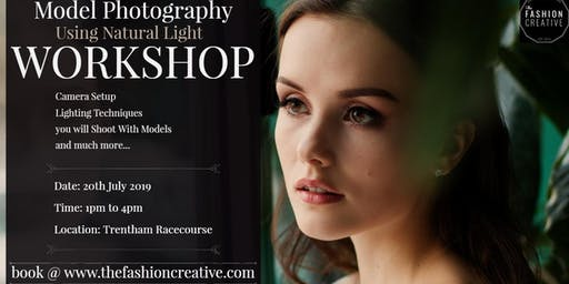 MODEL PHOTOGRAPHY  WORKSHOP