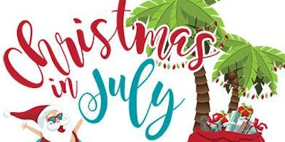 Christmas in July at Maui Spa | Networking, Fun, and Giveaways