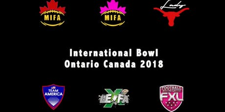 MIFA International Bowl Football Games & Conference tickets