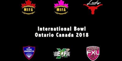 MIFA International Bowl Football Games & Conference