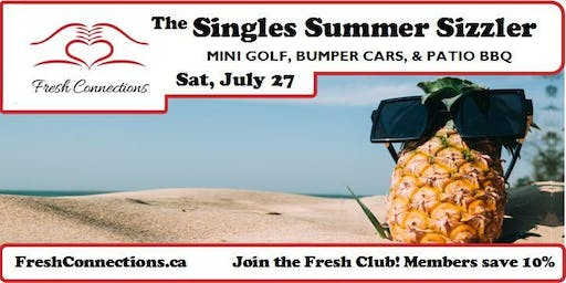 The Singles Summer Sizzler