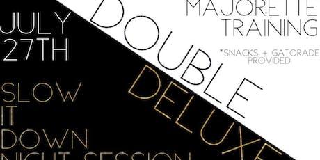 Double Deluxe Dance Workshop tickets