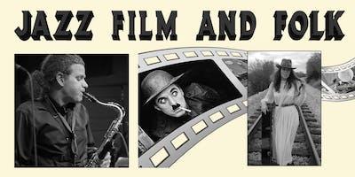 Jazz, Film and Folk Evening : Music Salon Series no.5