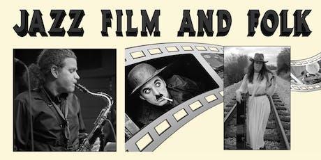 Jazz, Film and Folk Evening : Music Salon Series no.5 tickets