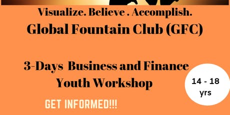 Business and Finance Youth Workshop tickets