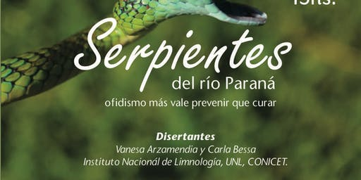 Serpientes del río Paraná