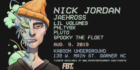 Nick Jordan•PNTLYBX•Rivington•PLVTO•Spooky The Floet at Kaboom Underground tickets
