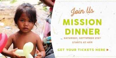 Mission Dinner 2019