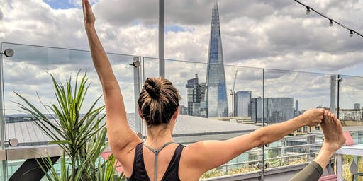 Breakfast Summer Rooftop Yoga Series by The Yeh Yoga Co.