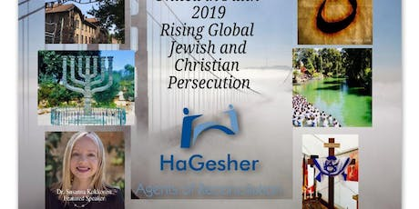 United in Faith 2019: Rising Global Jewish and Christian Persecution tickets
