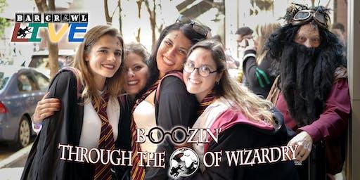 Boozin' Through The World of Wizardry | Cincinnati, OH