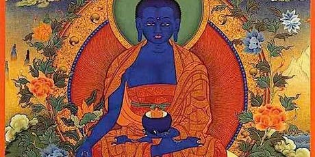 Medicine Buddha Empowerment & Dharma Teaching  tickets
