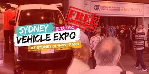 AEVA Electric Vehicle Expo Sydney 2019