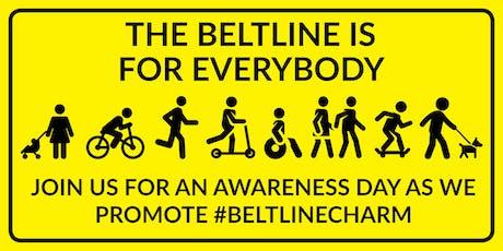 Atlanta BeltLine Awareness Day: August 2019 tickets
