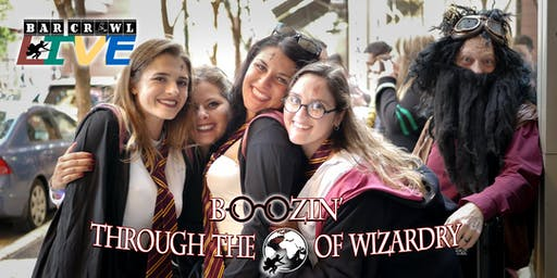 Boozin' Through The World of Wizardry | Detroit, MI