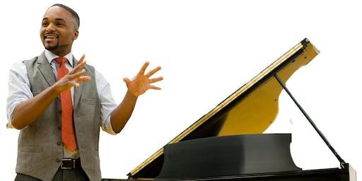New Orleans Master Pianist Sullivan Fortner