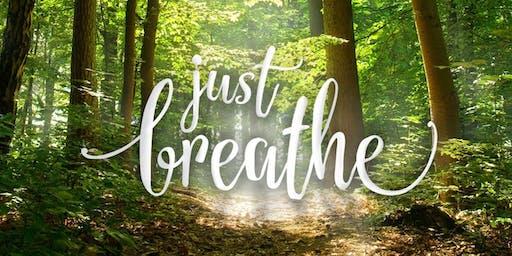 Enjoy Gathering: Just Breathe