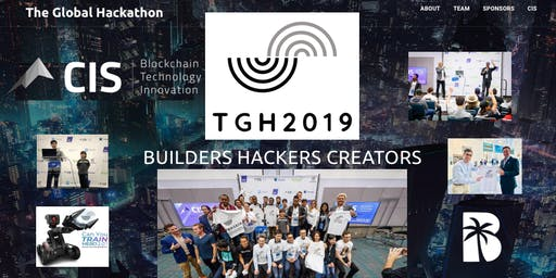 The Global Hackathon - LA Blockchain Week