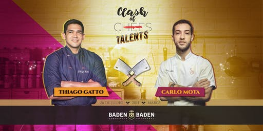 Clash of Chefs #Clash3Talents